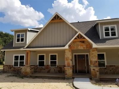 Tomball Single Family Home For Sale: 18919 Lake Front Drive