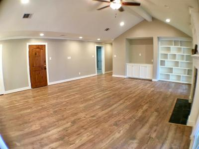 Houston Single Family Home For Sale: 7514 Ludington Drive