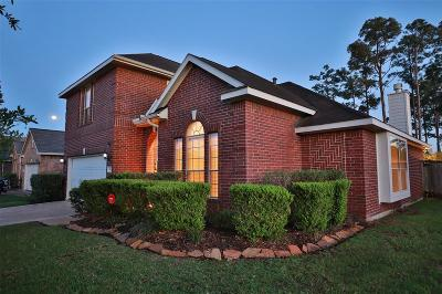 Tomball Single Family Home For Sale: 12627 Hobbs Terrace Drive