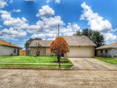 Houston Single Family Home For Sale: 3418 Edgecreek Drive