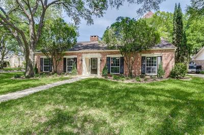 Houston Single Family Home For Sale: 762 Bison Drive