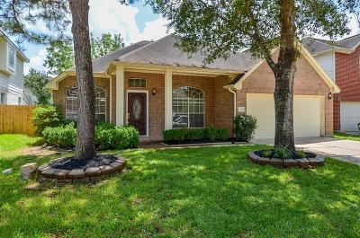 Katy Single Family Home For Sale: 6319 Gabrielle Canyon Court