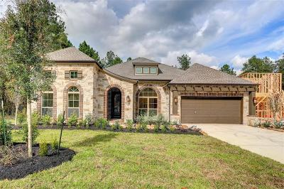 Willis Single Family Home For Sale: 112 Evening Tide Court