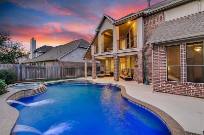 Katy Single Family Home For Sale: 27919 Bracken Hurst Drive