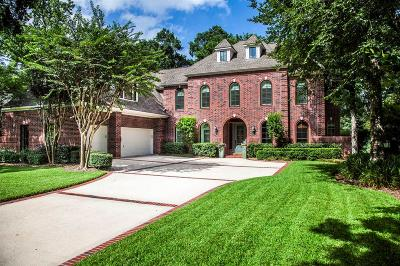 Conroe, Spring, The Woodlands Single Family Home For Sale: 10 Halfmoon Court
