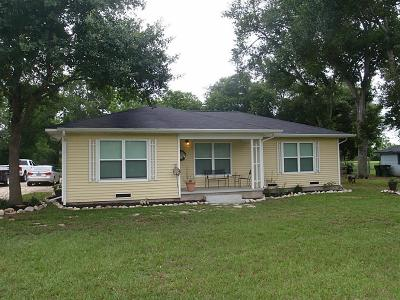 Sealy Single Family Home For Sale: 1660 Fm 1094 Road