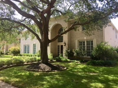 Harris County Single Family Home For Sale: 5322 Ridgewood Reef