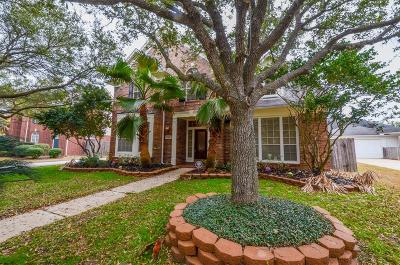 Sugar Land Single Family Home For Sale: 1811 Rosewood Lane