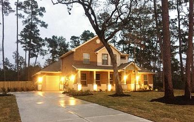 Crosby Single Family Home For Sale: 1402 Country Club Drive