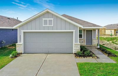 Hockley Single Family Home For Sale: 24026 Swather Way