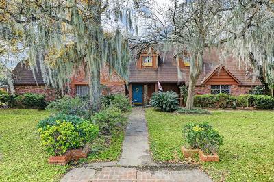 Houston Single Family Home For Sale: 8122 Colgate Street