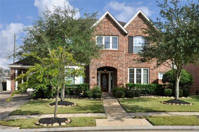 Cypress Single Family Home For Sale: 16818 N Swirling Cloud Court