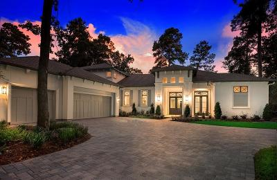 The Woodlands Single Family Home For Sale: 21 Cedarwing Lane