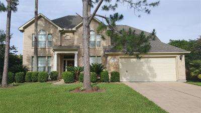 Pearland Single Family Home For Sale: 3335 Harbrook Drive