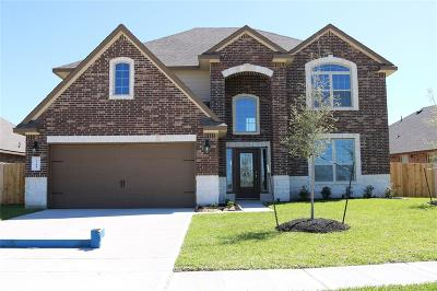 Pearland Single Family Home For Sale: 2711 Osprey Lane
