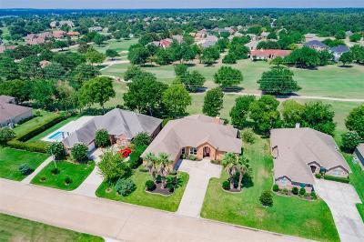 Montgomery Single Family Home For Sale: 126 Hillsborough Drive W