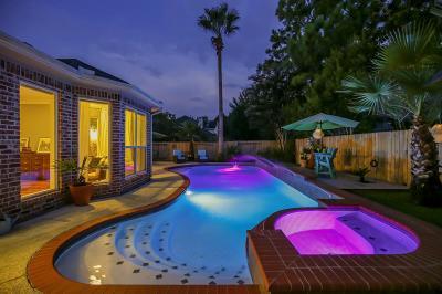 Katy Single Family Home For Sale: 22311 N Lake Village Drive