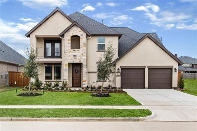 Katy Single Family Home For Sale: 2250 Brookdale Bend