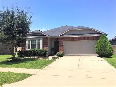 Katy Single Family Home For Sale: 24514 Lakecrest Bend Drive