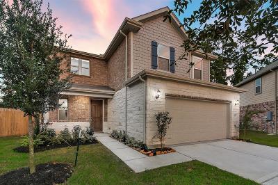 Conroe Single Family Home For Sale: 1822 Faldo Drive