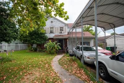 Houston Single Family Home For Sale: 3506 Southmore Boulevard