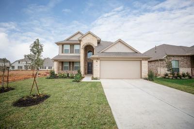 La Marque Single Family Home For Sale: 741 Oakmist Cove Lane