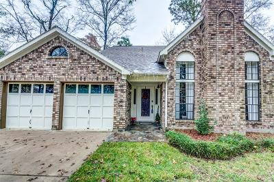 The Woodlands Single Family Home For Sale: 88 W Rainbow Ridge Circle