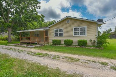 Alvin Single Family Home For Sale: 3407 County Road 179