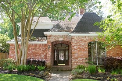 Kingwood Single Family Home For Sale: 2711 Grove Manor Drive