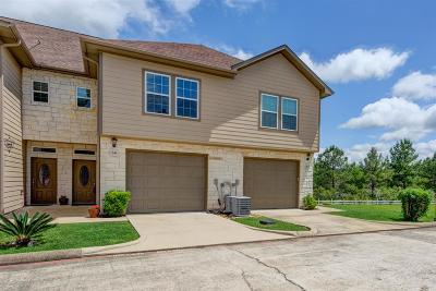 Montgomery Condo/Townhouse For Sale: 17570 Highway 105 W #56