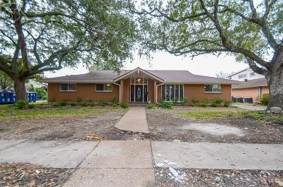 Houston Single Family Home For Sale: 5111 Glenmeadow Drive