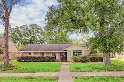 Houston Single Family Home For Sale: 4934 Valkeith Drive