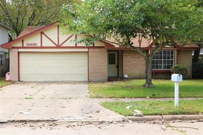 Cypress Single Family Home For Sale: 18635 Bridoon Drive