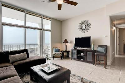 Galveston Mid/High-Rise For Sale: 500 Seawall #1209