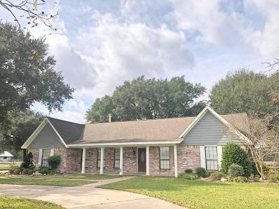 Katy Single Family Home For Sale: 3833 S Eula Morgan Road Road