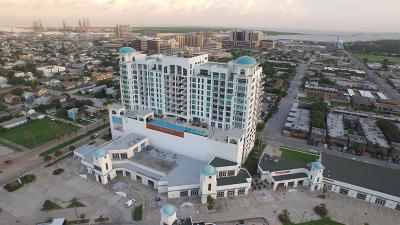 Galveston Mid/High-Rise For Sale: 500 Seawall Blvd Boulevard #1114