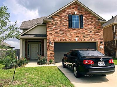 La Porte Single Family Home For Sale: 106 Bayside Crossing Drive