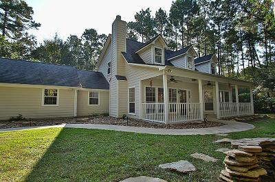 Single Family Home For Sale: 21919 Timber Ridge Drive