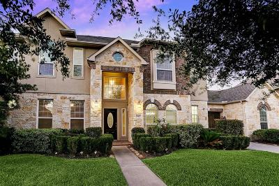 Katy Single Family Home For Sale: 26122 Wooded Hollow Lane