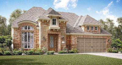 Tomball Single Family Home For Sale: 25303 Angelwood Springs Lane