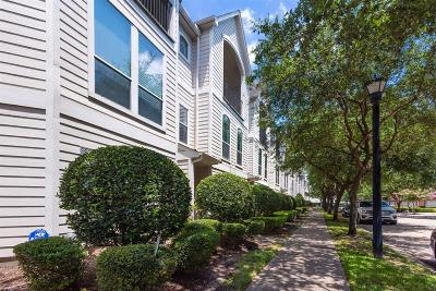 Houston Condo/Townhouse For Sale: 811 E Heights Hollow Lane