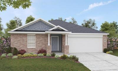 Katy Single Family Home For Sale: 3918 Marble Vista Way