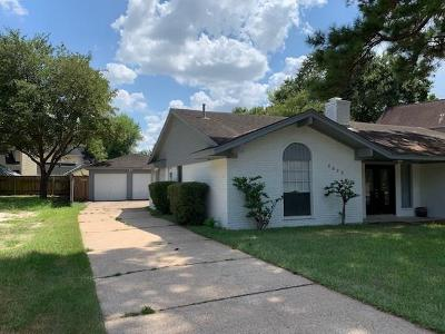 Single Family Home For Sale: 5923 Bent Bough Lane