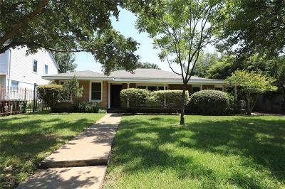 Houston Single Family Home For Sale: 2317 Dorrington Street