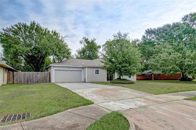 Missouri City Single Family Home For Sale: 607 Denard Lane