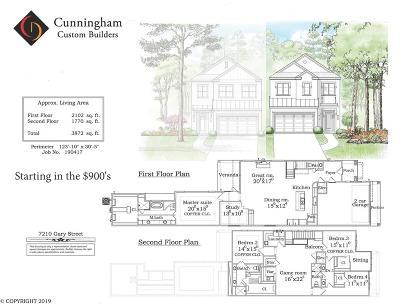 Houston Single Family Home For Sale: 7210 Gary Street