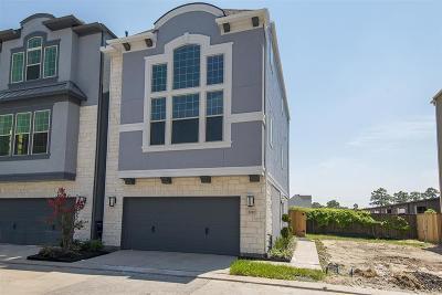 Houston Single Family Home For Sale: 1312 Birkland