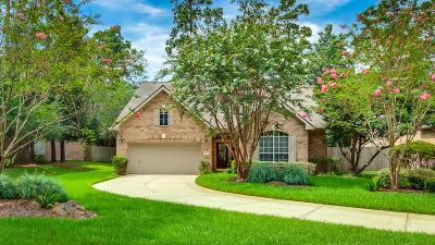 The Woodlands Single Family Home For Sale: 3 Belfair Place