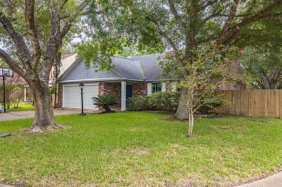 Pearland Single Family Home For Sale: 4011 Lee Lane