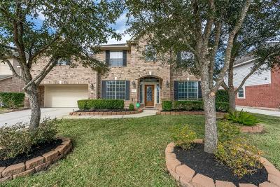 Houston Single Family Home For Sale: 14411 Country Haven Court